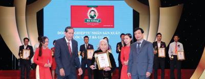 Thương hiệu dẫn đầu Việt Nam 2016