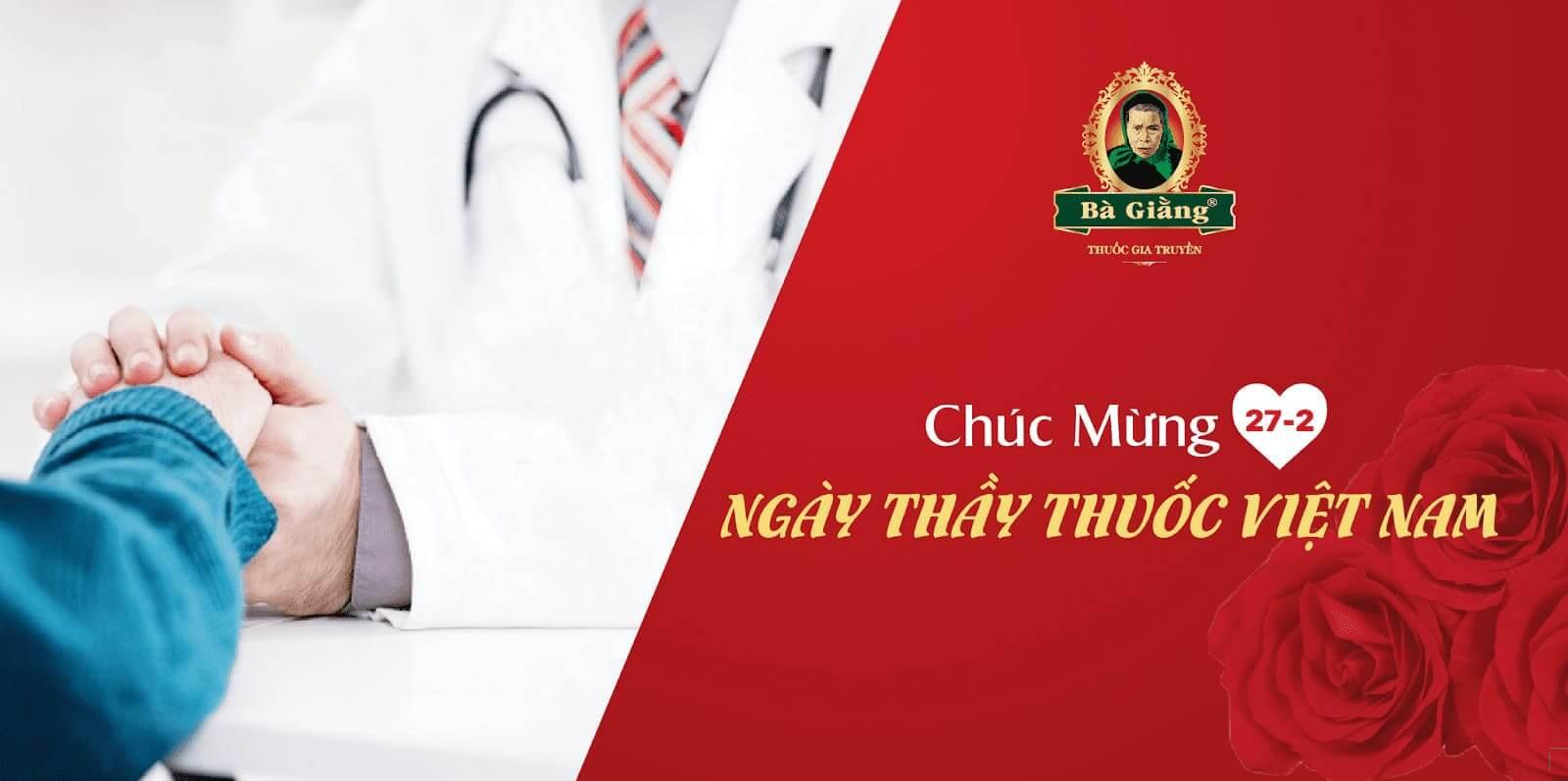 Chúc Mừng 66 Năm Ngày Thầy Thuốc Việt Nam